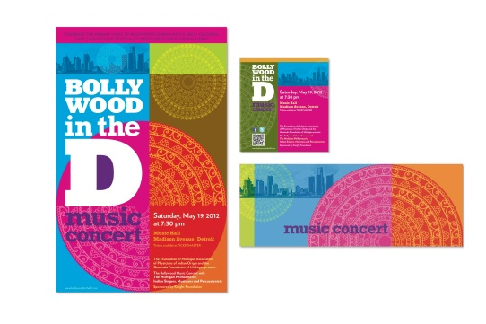 Bollywood in the D