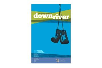 Downriver movie poster