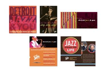 JazzFest misc materials