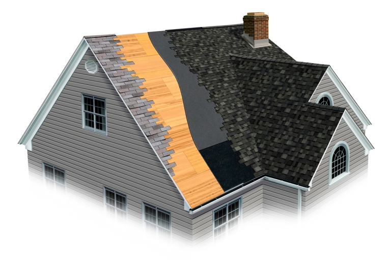 Roof, concept, Owens Corning, roof