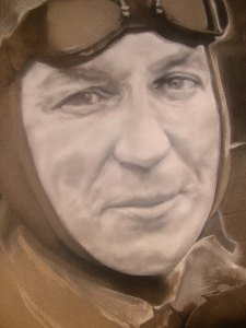 Boyer Portrait (In Progress)