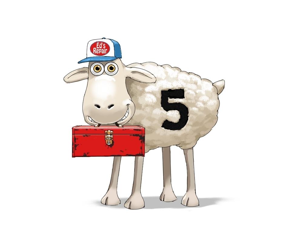 Sheep repairman