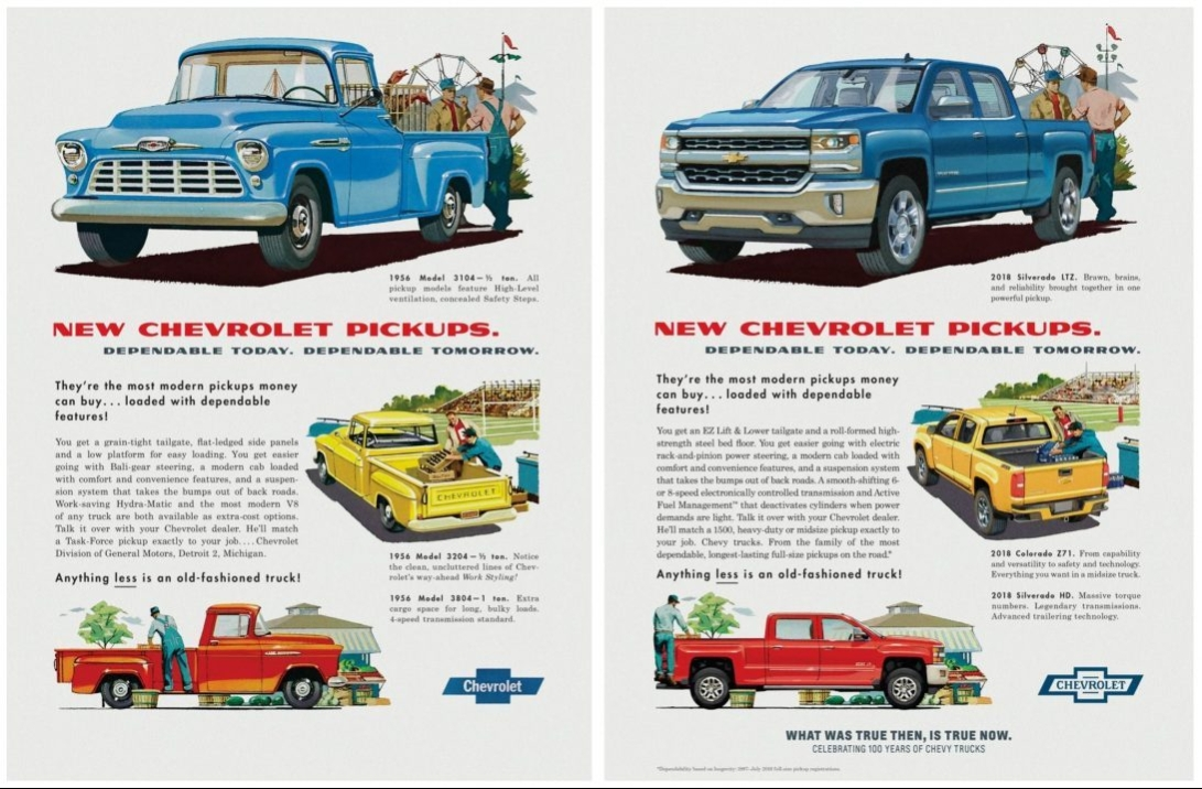 Chevrolet, Pickup, Silverado, GM