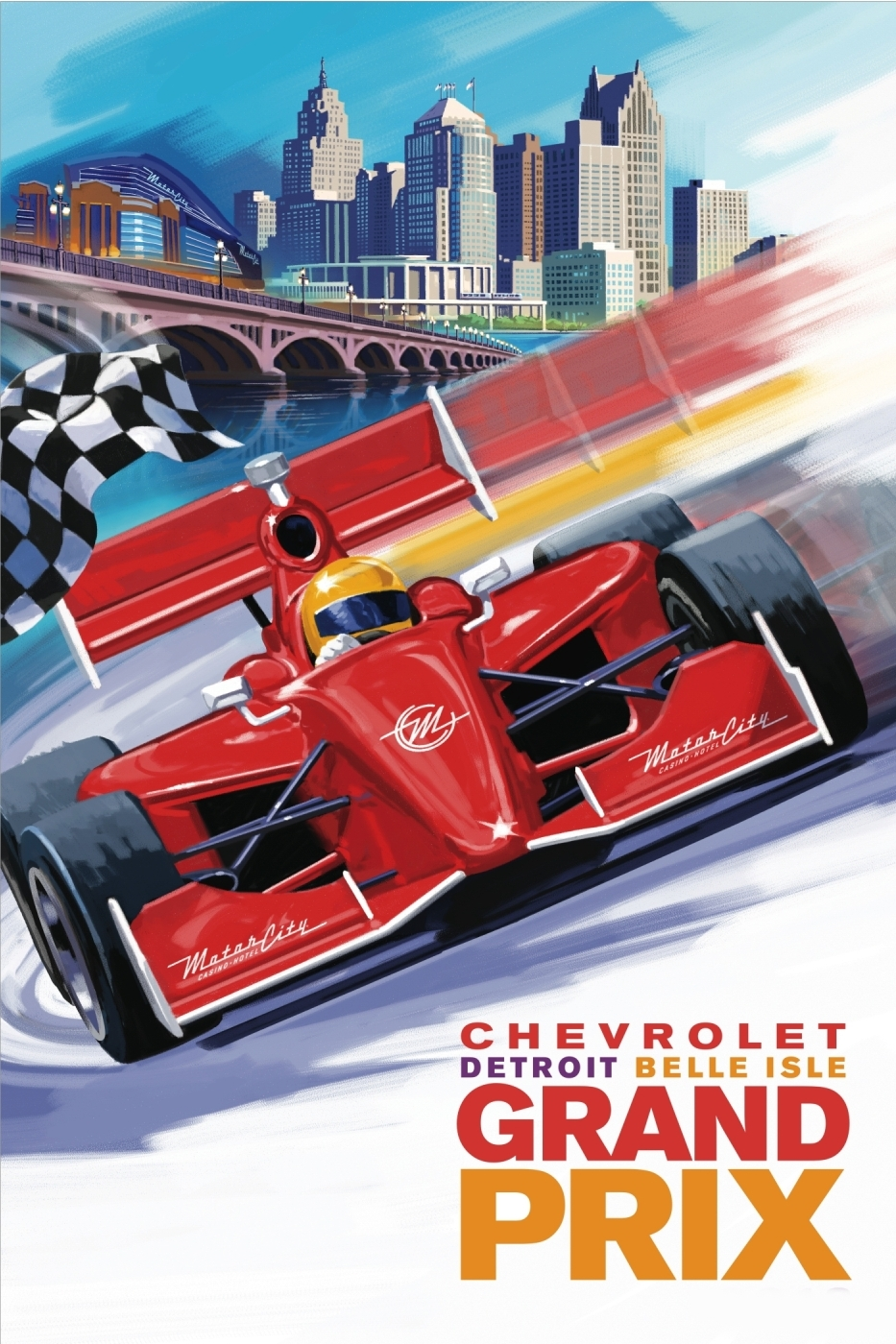 grand prix 2013 poster